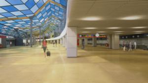 aeropuerto de barajas terminal 1