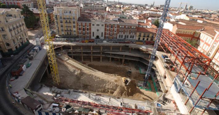 obras subterraneas barcelona