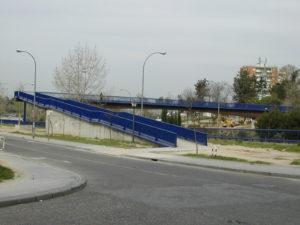 pasarela avenida de la ilustracion m30